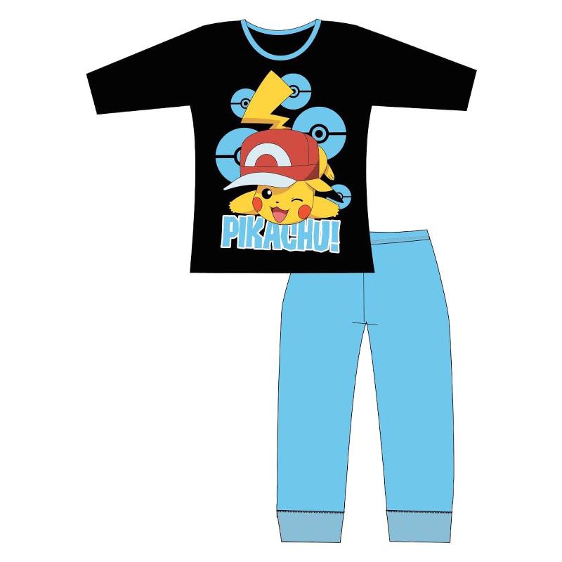 Tyttöjen Pokemon pyjama Pikachu