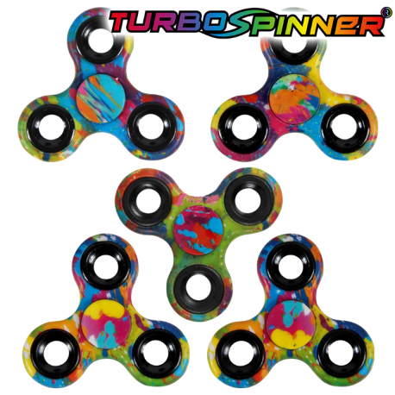 Spinneri multicolor