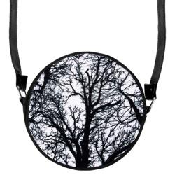 Olkalaukku Puu