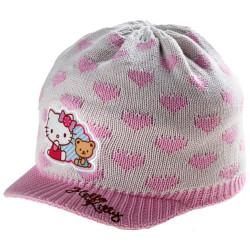 Pipo Hello Kitty pinkki/valkoinen
