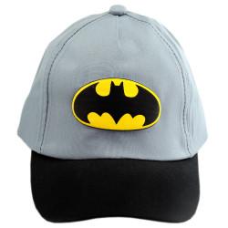 Lippis Batman harmaa