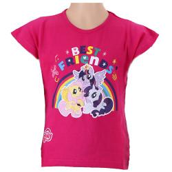 Lasten t-paita My Little Pony tumma pinkki