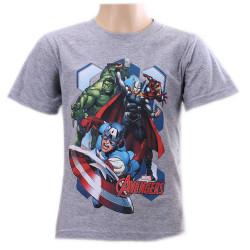 Lasten t-paita Avengers harmaa