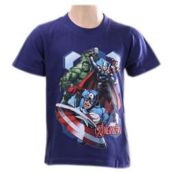 Lasten t-paita Avengers sininen