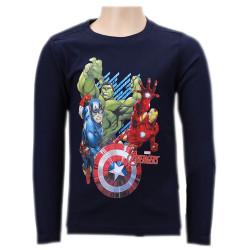 Lasten paita Avengers tumma sininen