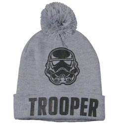 Pipo Star Wars Trooper vaalea harmaa