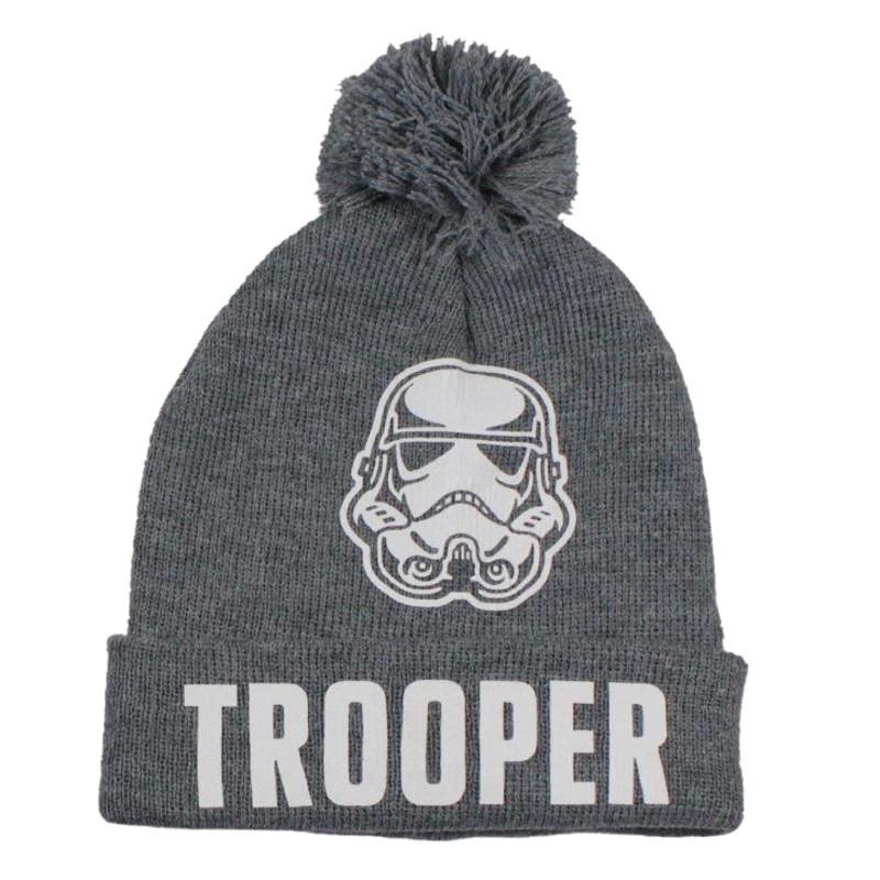 Pipo Star Wars Trooper tumma harmaa