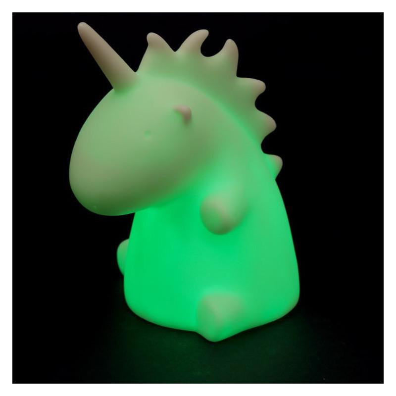 Väriä vaihtava Unicorn Led-valo