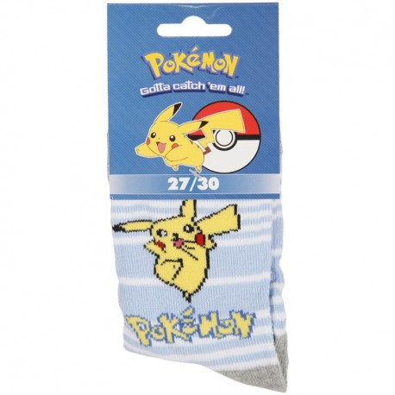 Lasten sukat Pokemon