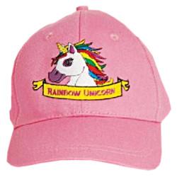 Lippis Unicorn pinkki