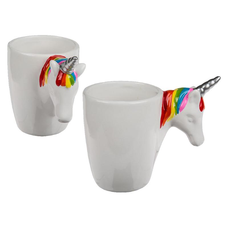Muki Unicorn-kahvalla