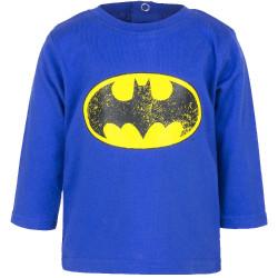 Vauvan pitkähihainen t-paita Batman sininen