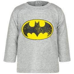 Vauvan pitkähihainen t-paita Batman harmaa
