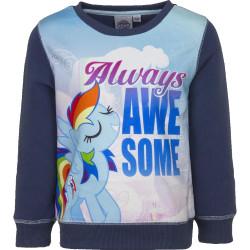 Lasten pitkähihainen t-paita My Little Pony sininen