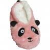 Pehmotossut pinkki panda