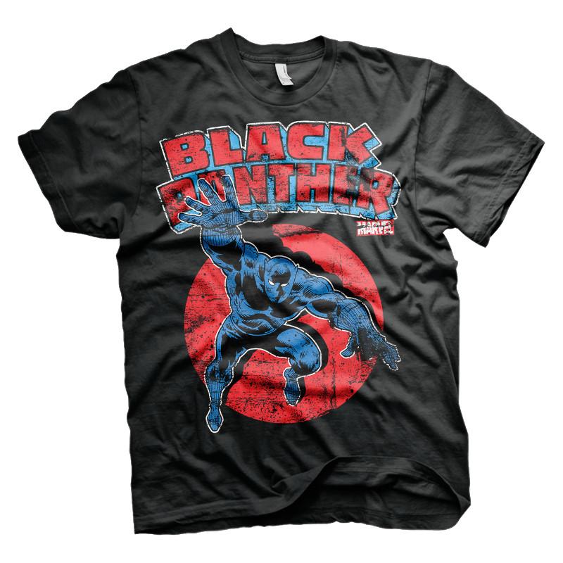 T-paita Marvels Black Panther