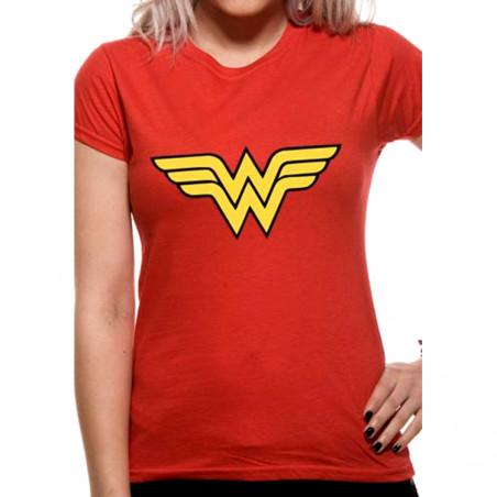 T-paita Wonder Woman – Logo