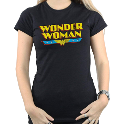 T-paita DC Comics Wonder Woman logo