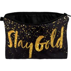Toilettilaukku Glitter Stay Gold