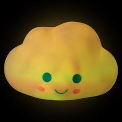 Väriä vaihtava Kawaii Pilvi Led-valo