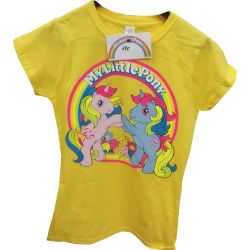 T-paita My Little Pony - Best Friends Girly Yellow