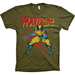 T-paita Wolverine