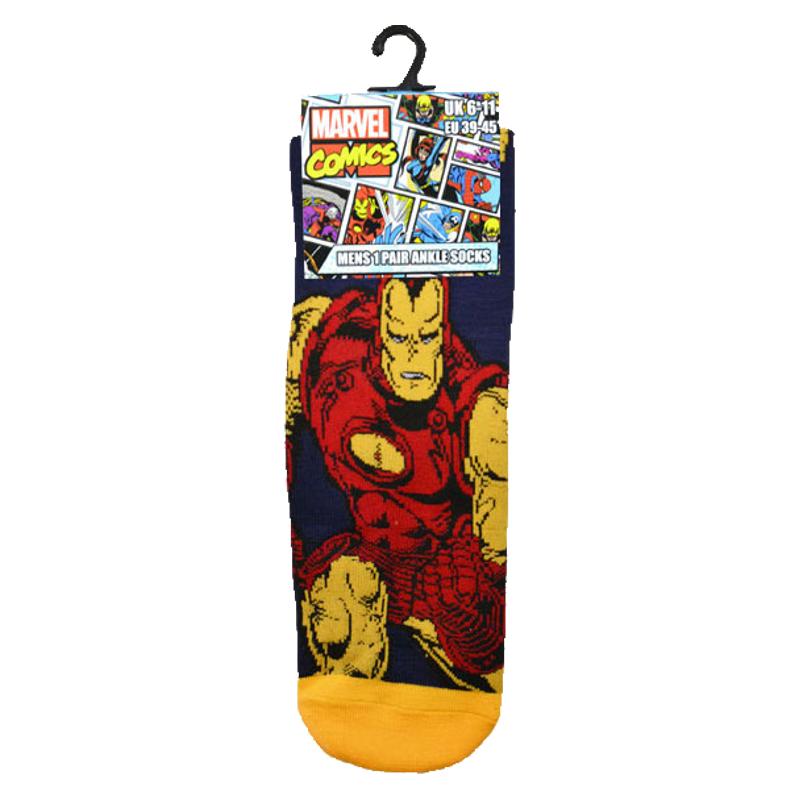 Sukat Marvel Iron Man