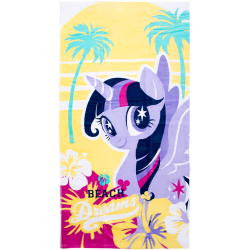 Rantapyyhe My Little Pony Unicorn