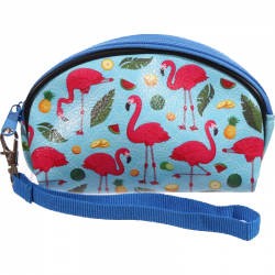 Toilettilaukku Flamingo