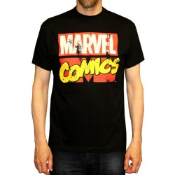 T-paita Marvel Comics Retro